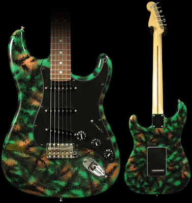 evergreen stratocaster