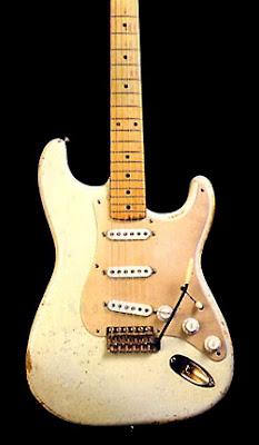 David Gilmour owned Fender Strat ser# 0001