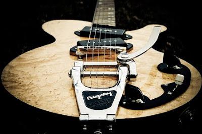 Dynamico Guitars Los Alamos model