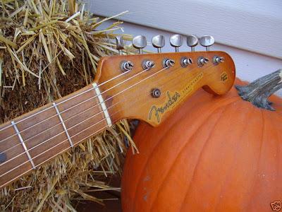 Vintage Fender 1954 Stratocaster