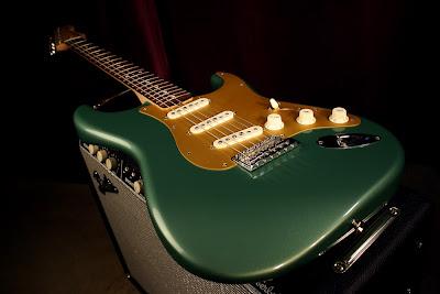 Fender NOS '60 Strat Sage Green