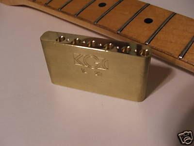 KGH Brass Trem Block