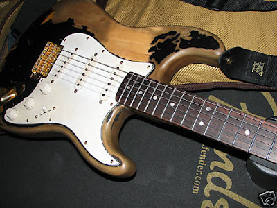 John Mayer Stratocaster
