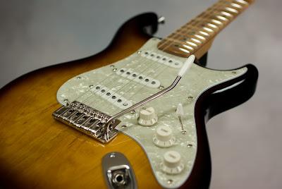 Roukangas VSOP Classic Strat Type Guitar