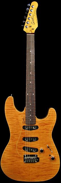 Godin Passion RG-3 Guitar