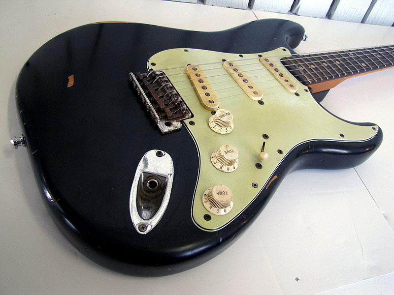 early bill nash relic decal blackie ~ stratocaster guitar culture |  stratoblogster  stratoblogster