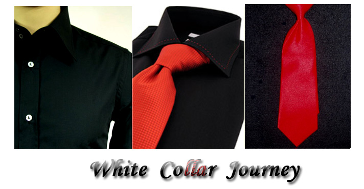 white collar journey