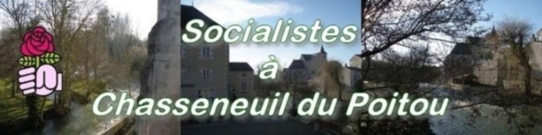 Socialistes à Chasseneuil
