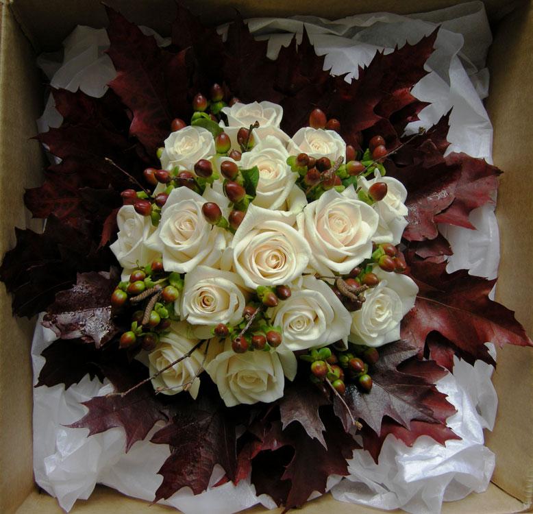 Wedding flowers blog jo 39 s autumn wedding flowers for Wedding bouquets for autumn