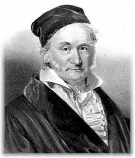Johann Carl Friedrich Gauss, Fisikawan Jerman