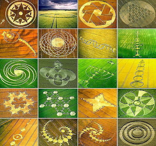 Artikel Sains: Misteri Crop Circle