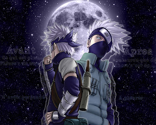 Naruto Wallpaper kakashi desktop anime naruto
