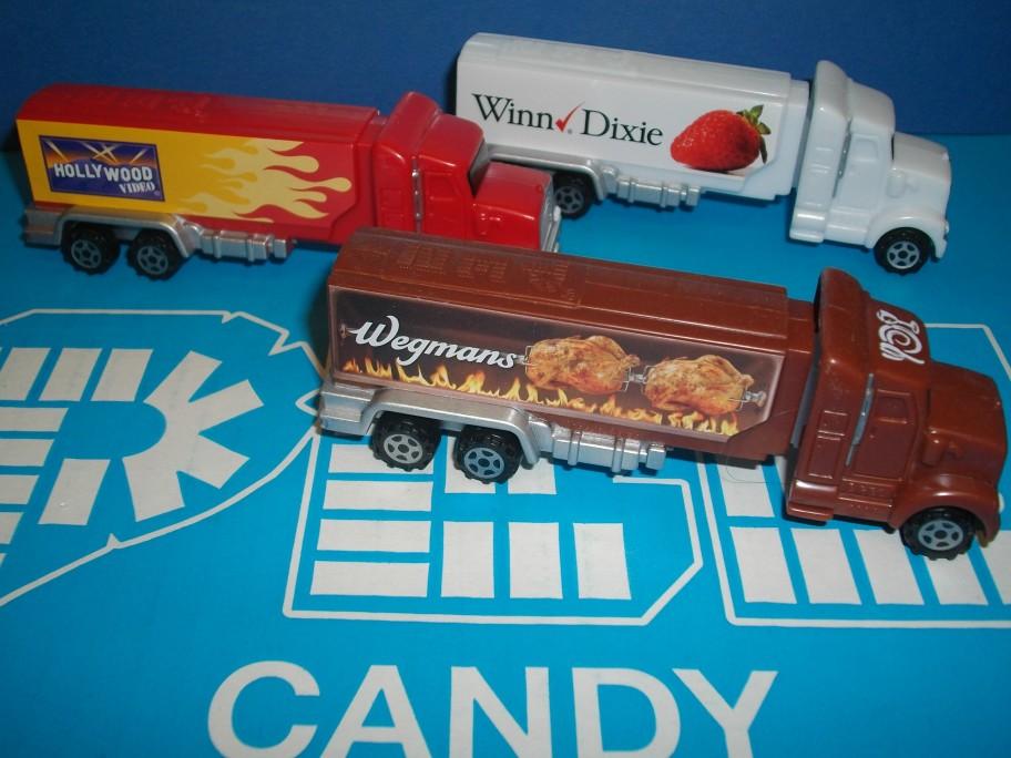 LadyGator Promo Trucks