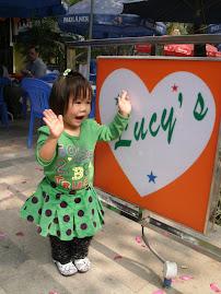 lucy's restaurant in gz