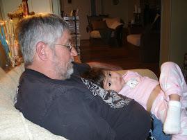 just chillin with my Grandpa!
