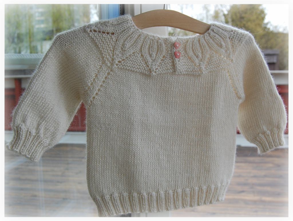 babygenser strikk