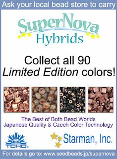Toho SuperNova Hybrids