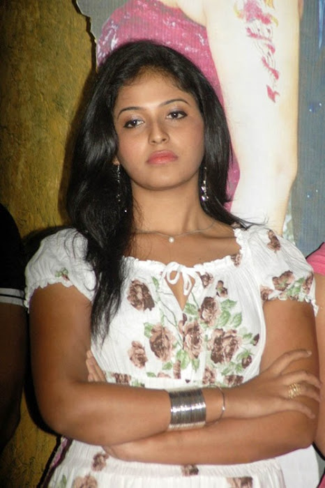 anjali anjali new white dress actress pics
