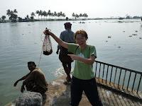 KERALA的渔民