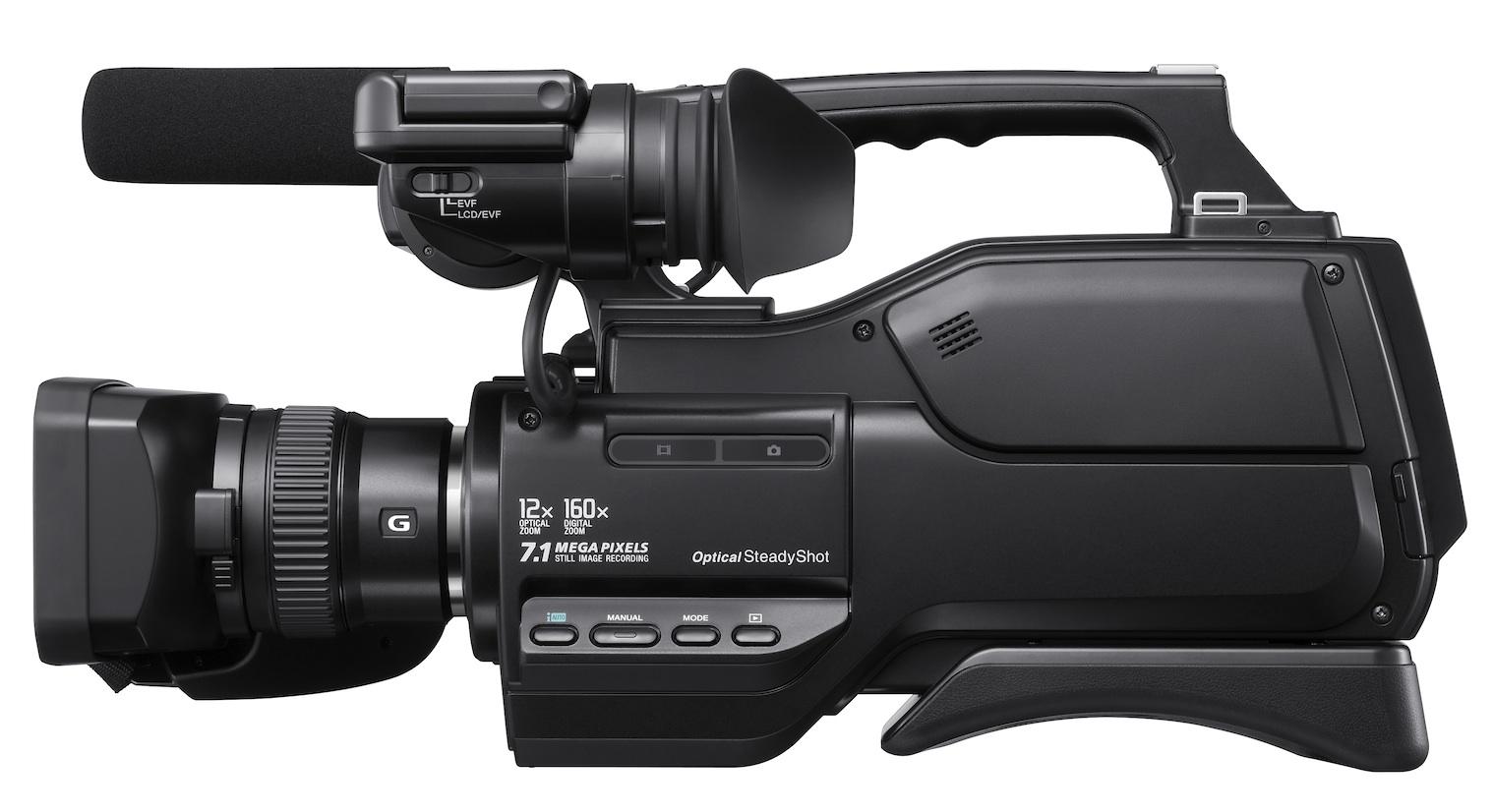 Urbanfoxtv Blog October 2010 Panasonic Hc V385 Hd Camcorder Kamera Video Shoulder Mounted Avchd Cameras