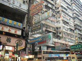 Chungking Mansions Is A Building Located At 36 44 Nathan