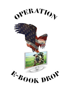 Operation eBook Drop, Ed Patterson, The Indie Author Show