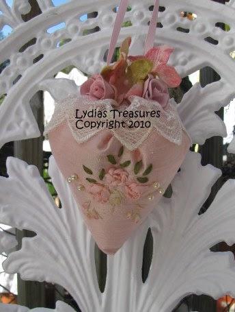 Lydias treasures shabby chic puff tassel for Shabby chic definition