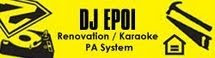 DJ EPOI,P.A System & Renovation