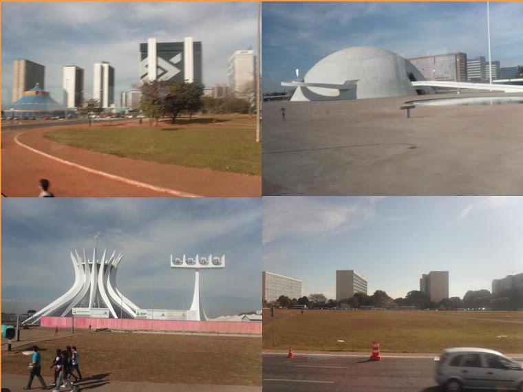 Destino Brasilia é aqui que temos que nos mobilizar