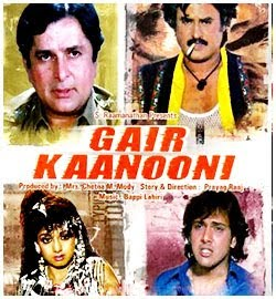 Gair Kanooni (1989) watch hindi movie online