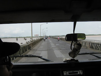 ESSEQUIBO RIVER BRIDGE GUYANA