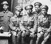 AFRICAN CANADIANS WORLD WAR 1