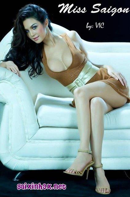 Miss Vietnam Tina Mai Ha Gai Viet Dep Chau A Anh Nhac C