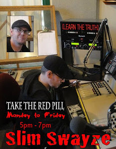 """TAKE THE RED PILL SHOW"""