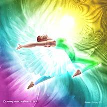Svjetlosna dimenzija, četverodimenzionalno postojanje u trenutku.
