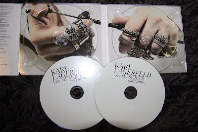 Las canciones favoritas de Karl Lagerfeld