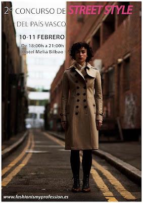2º Concurso Street Style del País Vasco