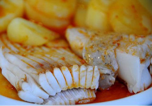Saborea galicia saboreagalicia es productos gallegos for Cocinar raya a la gallega