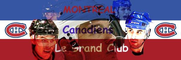 Go Habs Go!! Montreal Canadiens