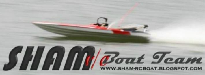 Sham Rc Boat Team