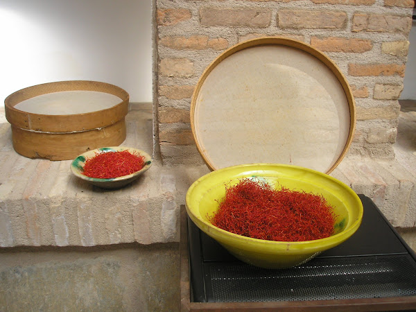 Azafran - Oro Rojo de La Mancha