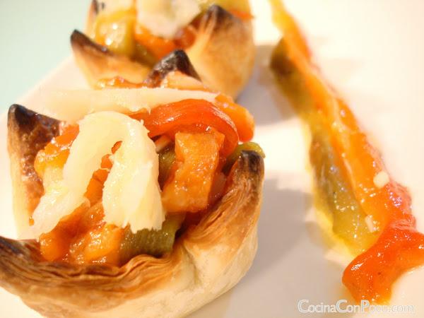 Esgarraet ensalada tipica Valencia - Receta