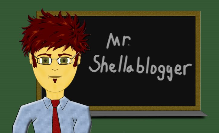 Mr Shellablogger
