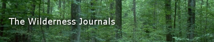 The Wilderness Journals