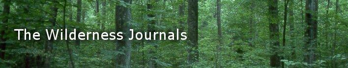 The Wilderness Journals