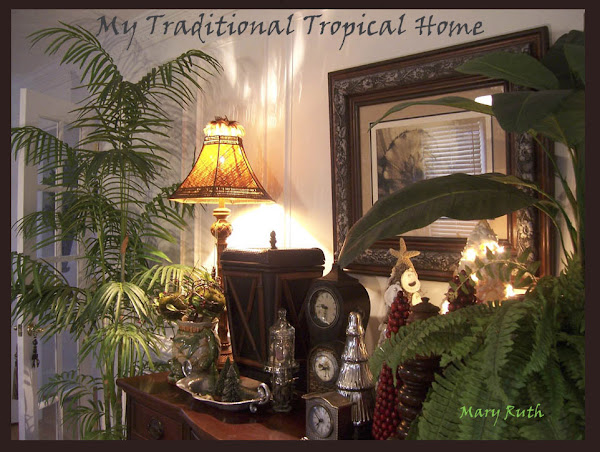Taditional Tropical Home