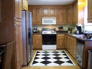 Work Triangle Kitchen