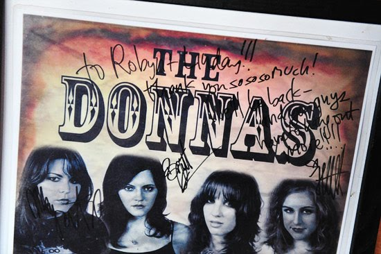 The Donnas - just one of the bands that have performed at Pappy and Harriet's