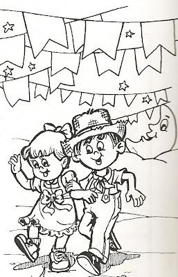 Festa+Junina10 Datas Comemorativas do Mês de Junho para crianças