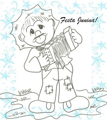 Festa+Junina+2 Datas Comemorativas do Mês de Junho para crianças